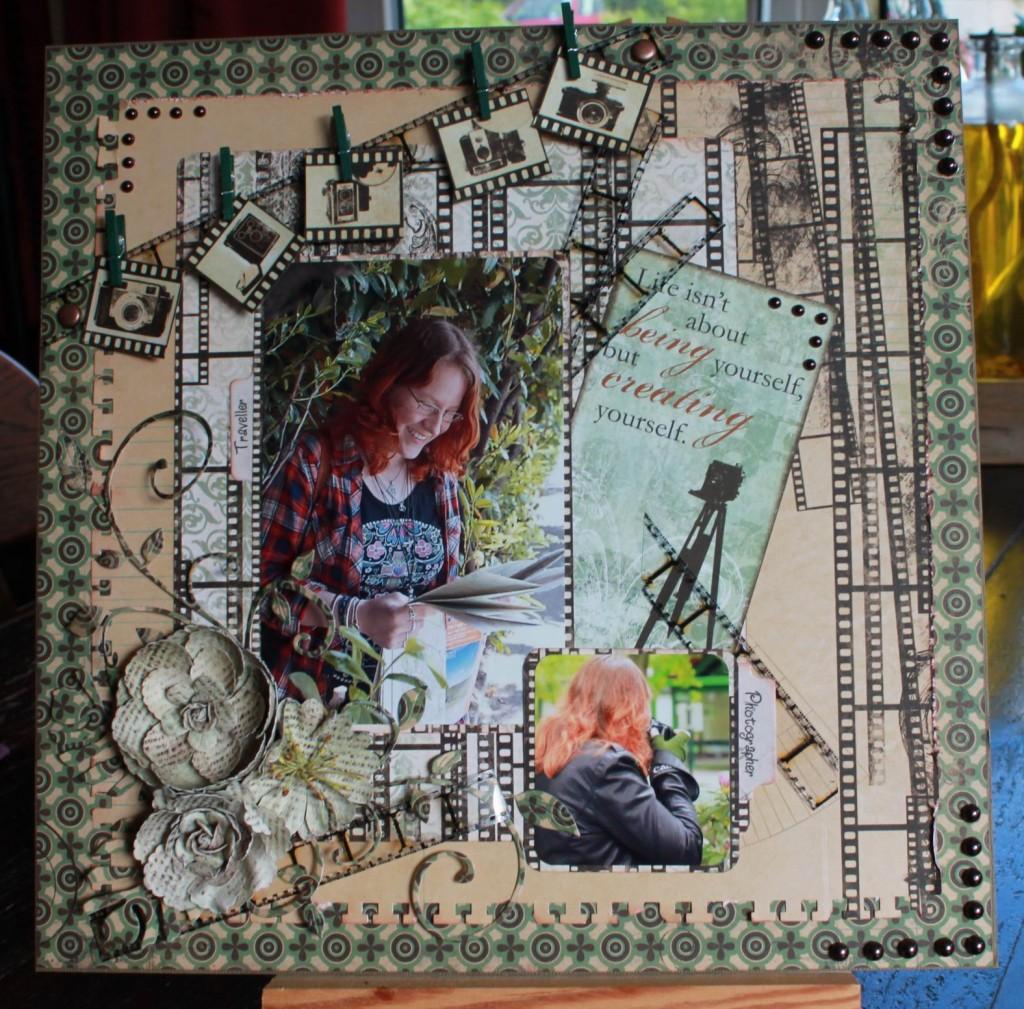 Ineke Bruggeman Bo Bunny Design Team Call 2