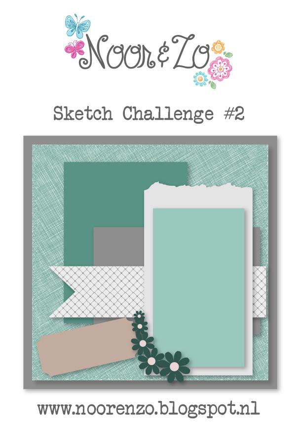 Noor&zo sketch challenge 2